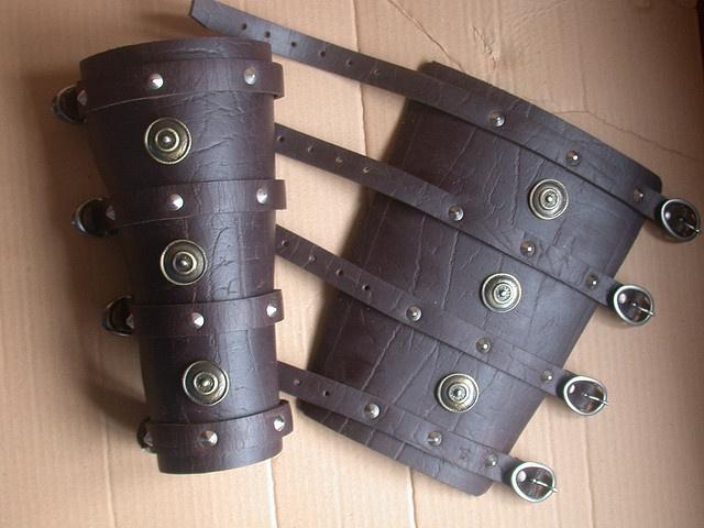 9dc5e9bf265f8e4da70ba40d4efa2f7f leather bracers viking clothing