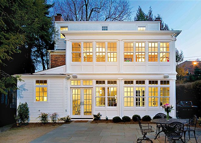 Best 20 family room addition ideas on pinterest vaulted for Two story sunroom additions