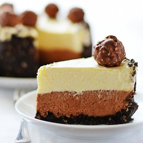 76 best cheesecakes images on pinterest petit fours. Black Bedroom Furniture Sets. Home Design Ideas