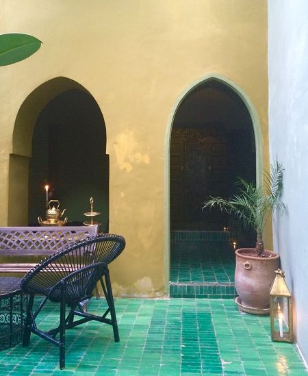 446 best images about moroccan house on pinterest for Cafe le jardin marrakech
