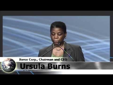 ARPA-E 2012 Keynote: Ursula Burns
