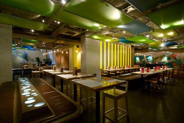 """""""Wahaca"""" en Londres  Thomasina Miers se inspiró en la gastronomía tradicional mexicana para abrir una cadena de restaurantes en Londres"""
