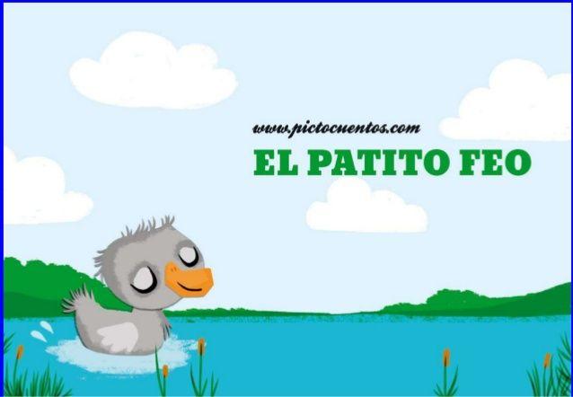 """CUENTO """"EL PATITO FEO"""""""