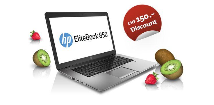 Das EliteBook 850 bietet alles, was ein Studenten-Notebook bieten muss! Dass es ein Sondernagebot für Studenten ist, muss wohl nicht mehr erwähnt werden ;-)