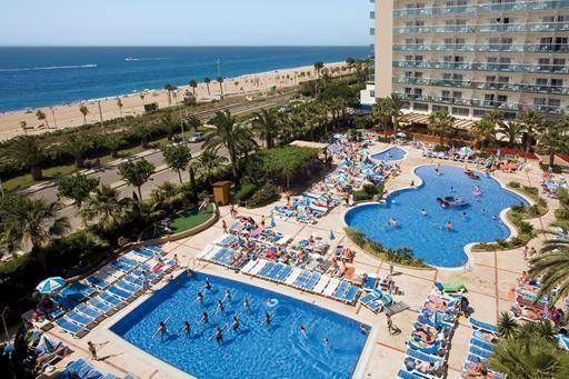 Golden Taurus Park Resort in Pineda de Mar | dé VakantieDiscounter