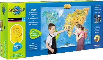 Animap interactive - Jeux électroniques et scientifiques - JEUX, JOUETS - Renaud-Bray.com - Ma librairie coup de coeur