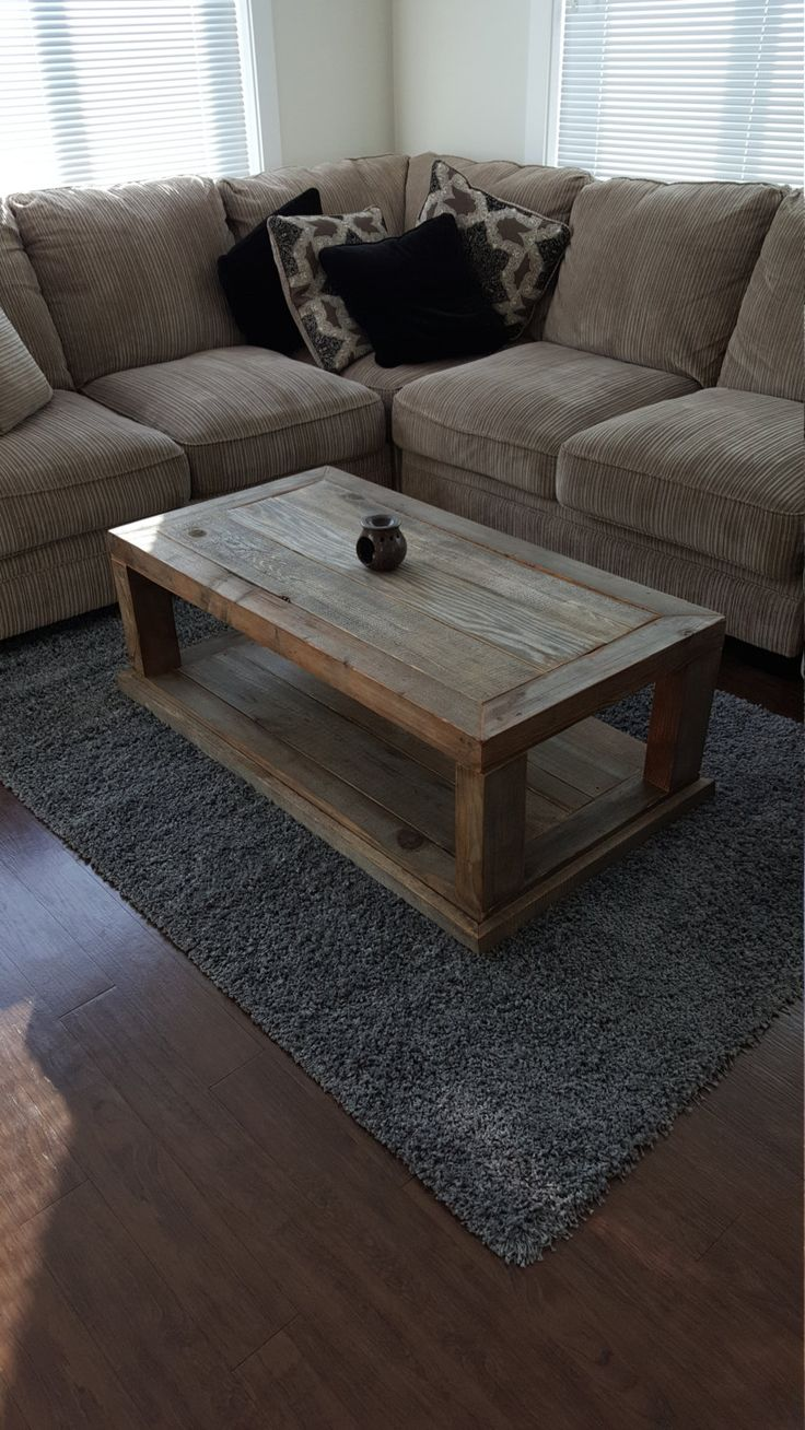 wooden living room tables. Pinterest