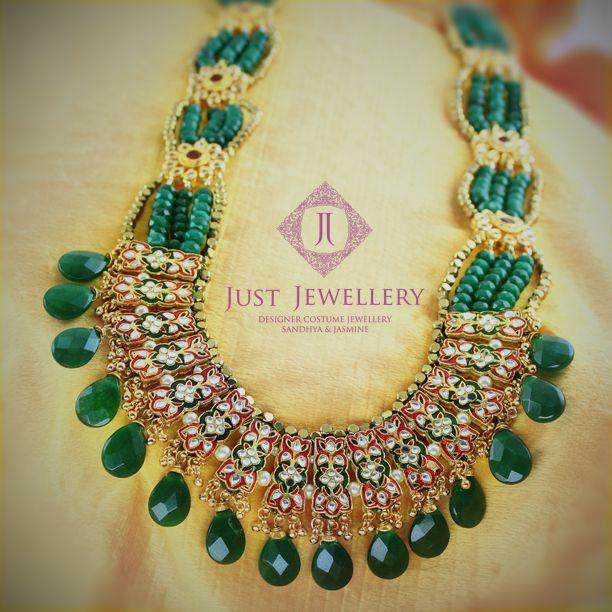 justjeweleryindiaDream Green !! #justjewellery #evergreen #mahalaxmi #Mumbai