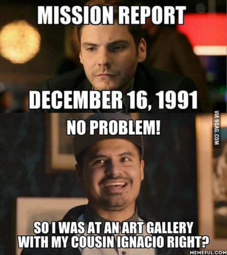 How didn't he see he was asking the wrong man? #CivilWar #AntMan #Luis