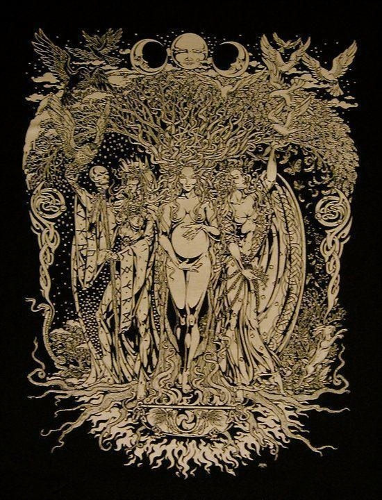 the deserted crone The crone is one of the seven aspects of a single deity believers of the faith of the seven consider their god to be one with seven aspects, as the sept is a single.