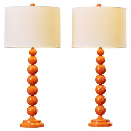 "Found it at Wayfair - Oakwood 31"" Table Lamps"