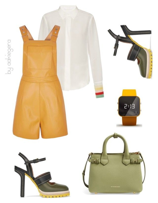 """""""Sports elegance"""" by aakiegera on Polyvore featuring мода, Burberry, Marni, Chloé, River Island и 1:Face"""