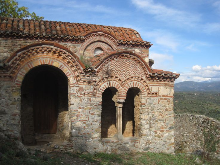 Mystras is a beautiful fortified city on a hillside in the Peloponnese.The Byzantine structures were originally built between the 13th and 15th centuries. More: http://theweekendguide.com/mystras/