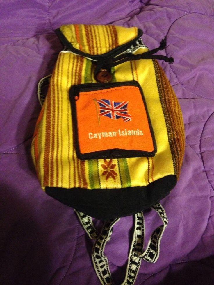 Caymen Islands Purse #BackpackStyle