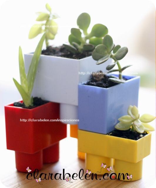 1000 images about garden decoration ideas on pinterest - Cosas de reciclaje ...