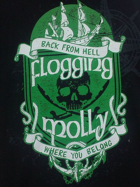 Flogging Molly More