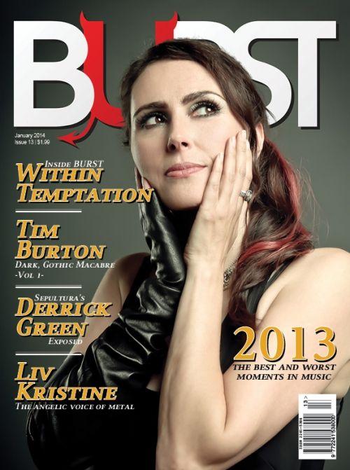 BURST Magazine Issue 13, January 2014