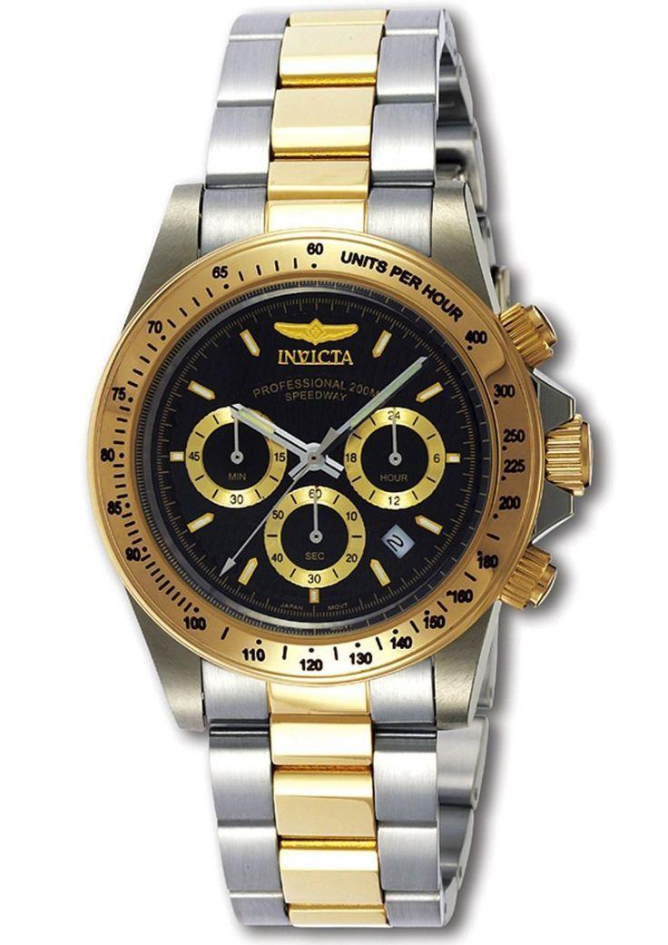 Invicta Speedway Professional Chronograph - 9224