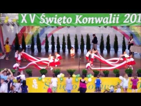Przedszkolaki Konwalia 2016 - YouTube