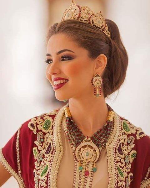 Moroccan caftan by Aicha Moatassim,  caftan for brides #moroccancaftan