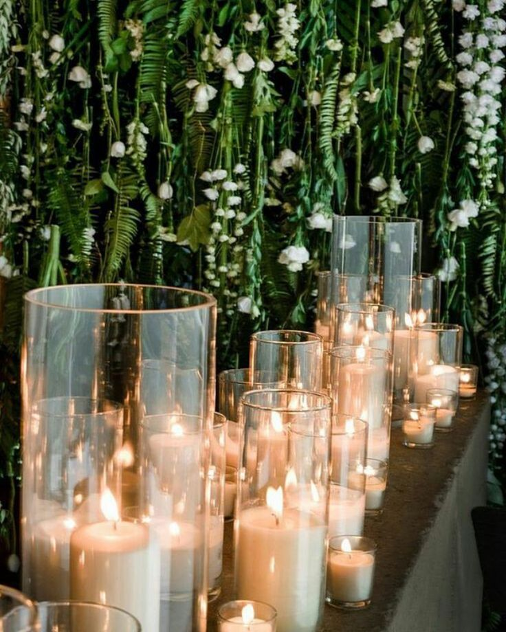 Fab Ideas To Incorporate Candles In Your Wedding Decor