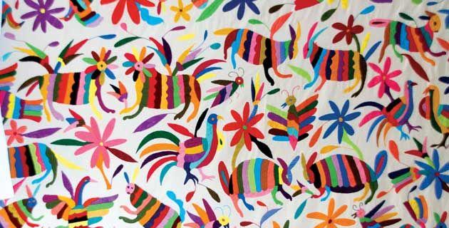 como hacer bordados mexicanos a mano - Buscar con Google