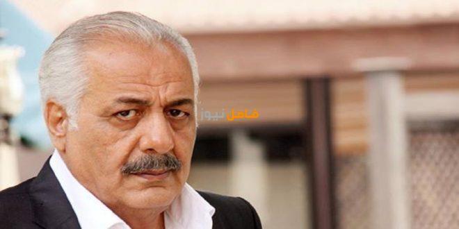 حقيقة خبر وفاة الفنان ايمن زيدان في أحد مستشفيات سوريا