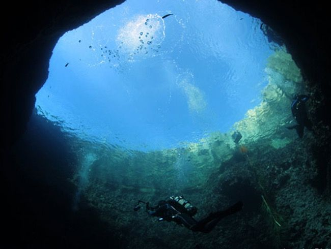 Visit Gozo's Blue Hole and explore the crystal clear waters around Malta with our Scuba Diving Packages!