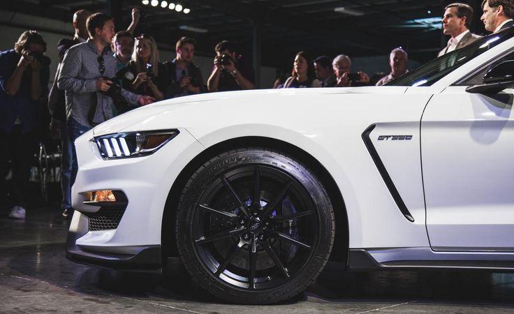 2016 #Ford #Mustang #Saleen #GT350 #FordRacing #FordMustang #MustangGT #MustangGT350