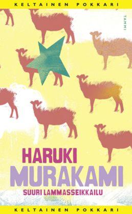 #kirja – Haruki Murakami: Suuri lammasseikkailu #keltainenkirjasto