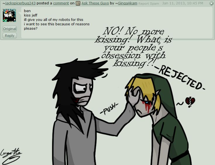 Ask - Question #45 by GingaAkam on deviantART