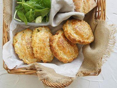 Chicken Picnic Pie recipe
