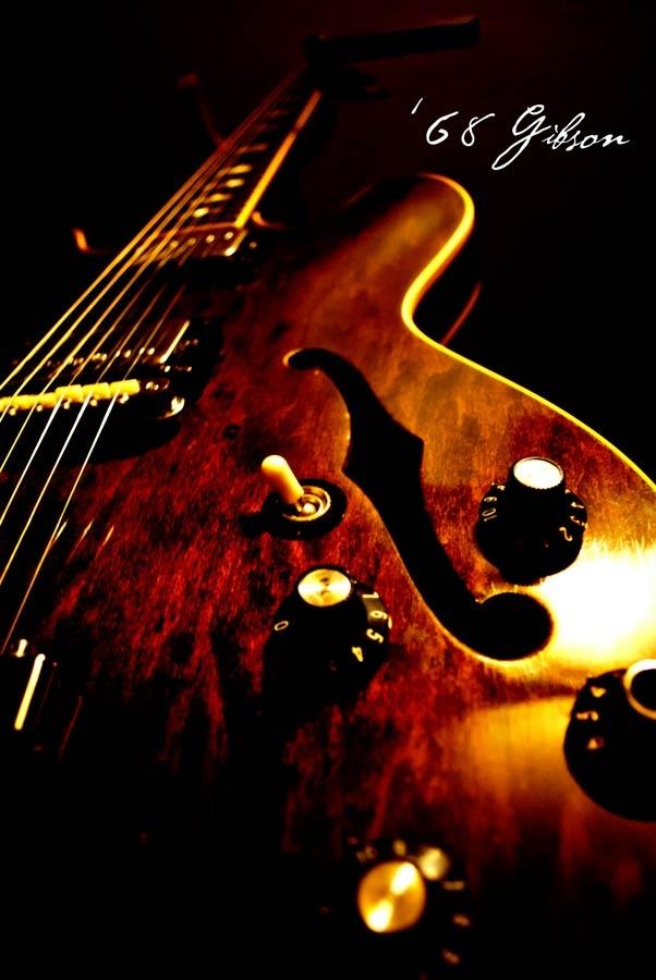 1968 Gibson ES 335