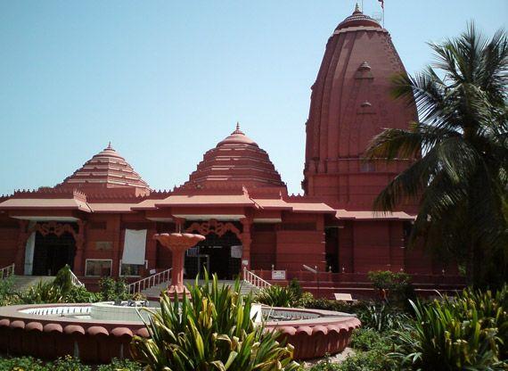 ISKCON Temple, Surat, Gujarat, India - Beautiful architecture (Temple of Lord Krishna )