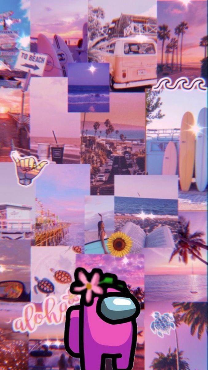 Among us | Pretty wallpaper iphone, Aesthetic desktop ...