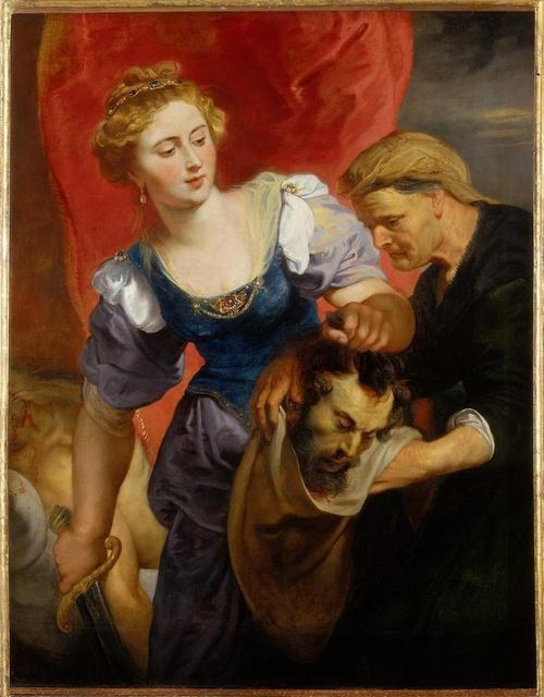 Judith (1620) Peter Paul Rubens