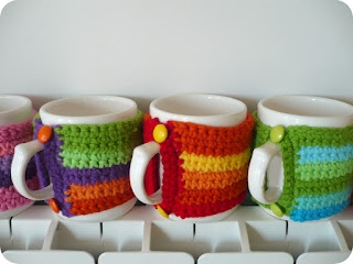 Cute crochet for the home!