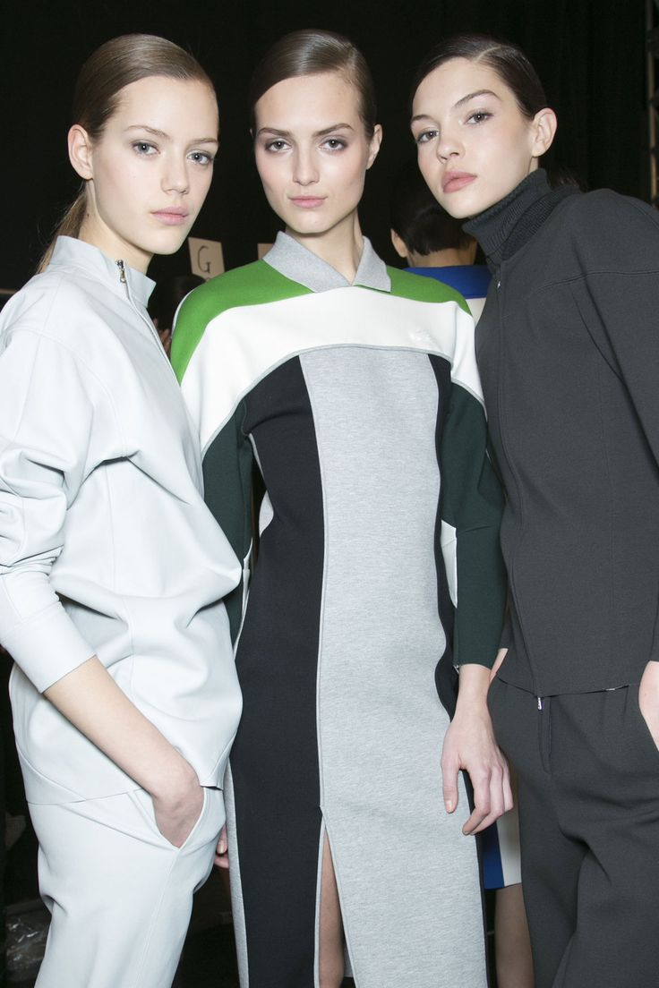 Lacoste at New York Fashion Week Fall 2013