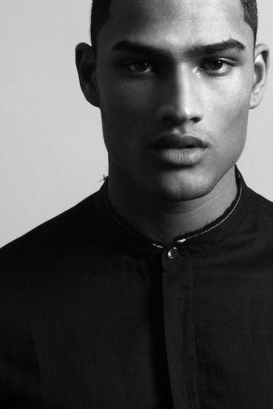 Rob Evans - Stunning model and ANTM judge