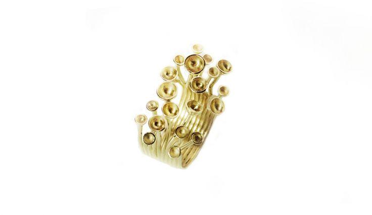 Liliana Guerreiro | Collections - 19 carat gold handmade ring