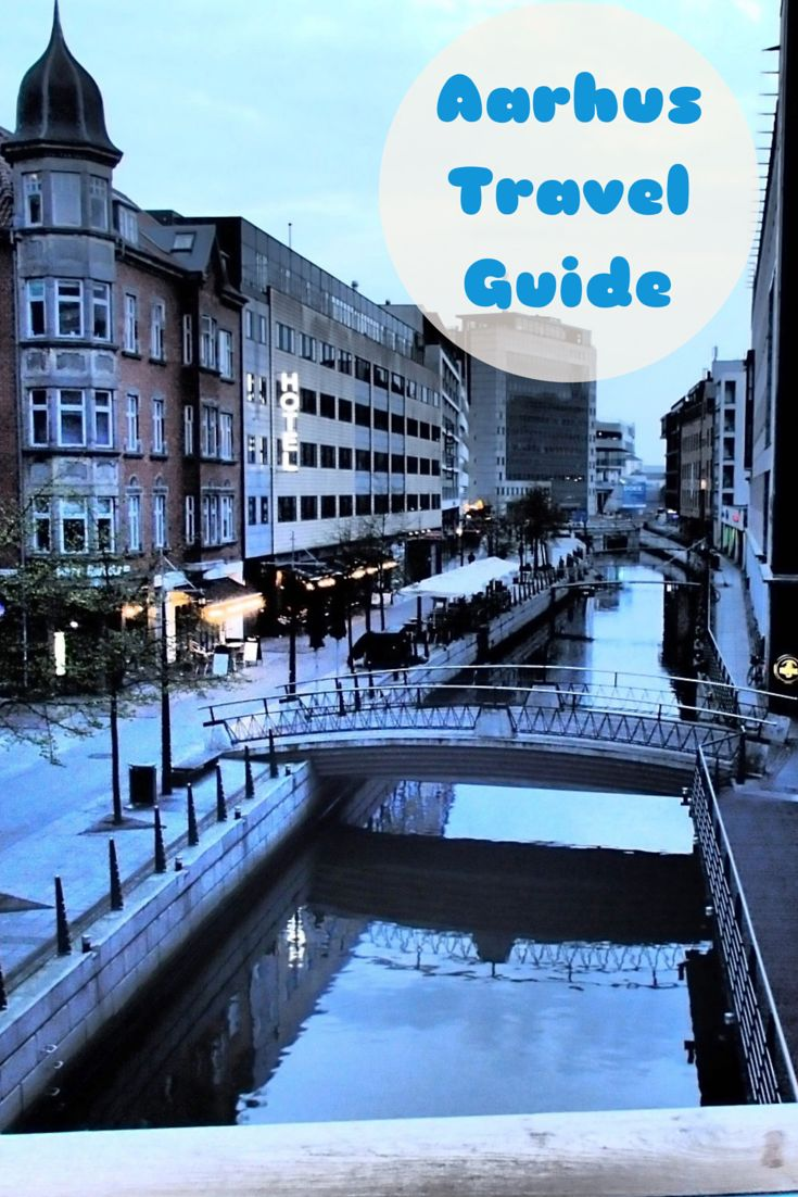 What to do in Aarhus.  #Aarhus #Denmark #travel