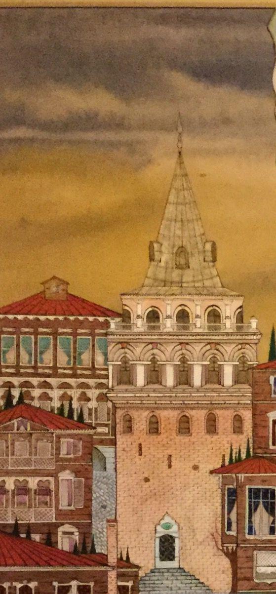Galata kulesi(detay)