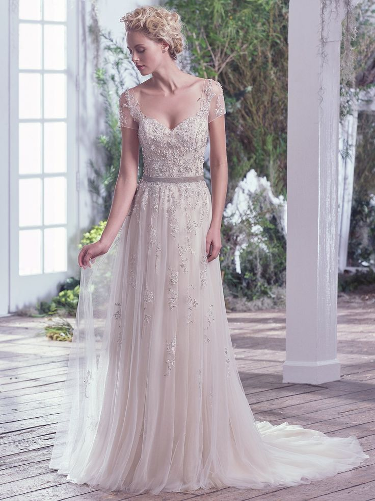 171 best Maggie Sottero images on Pinterest | Wedding frocks, Short ...