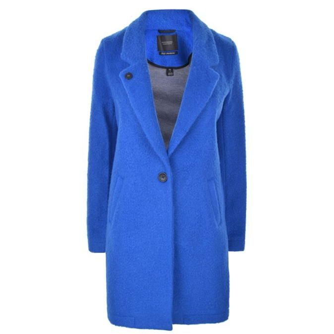 Maison Scotch | Bonded Wool Coat