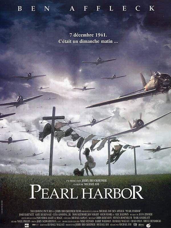 Pearl Harbor - Michael Bay - SensCritique
