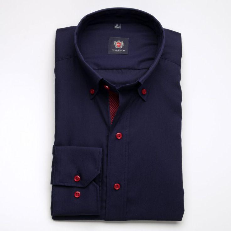 http://www.willsoor-shop.pl/koszule/willsoor-classic/koszula-willsoor-london-47946.html