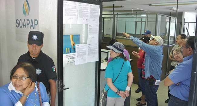 Comuna revisará cobros del Soapap y distribución del agua