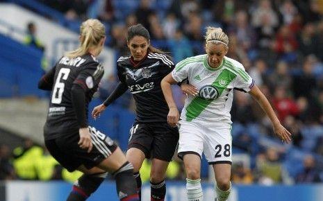 C1 Féminine OL-Wolfsburg(0-1) - Les Lyonnaises tombent de haut