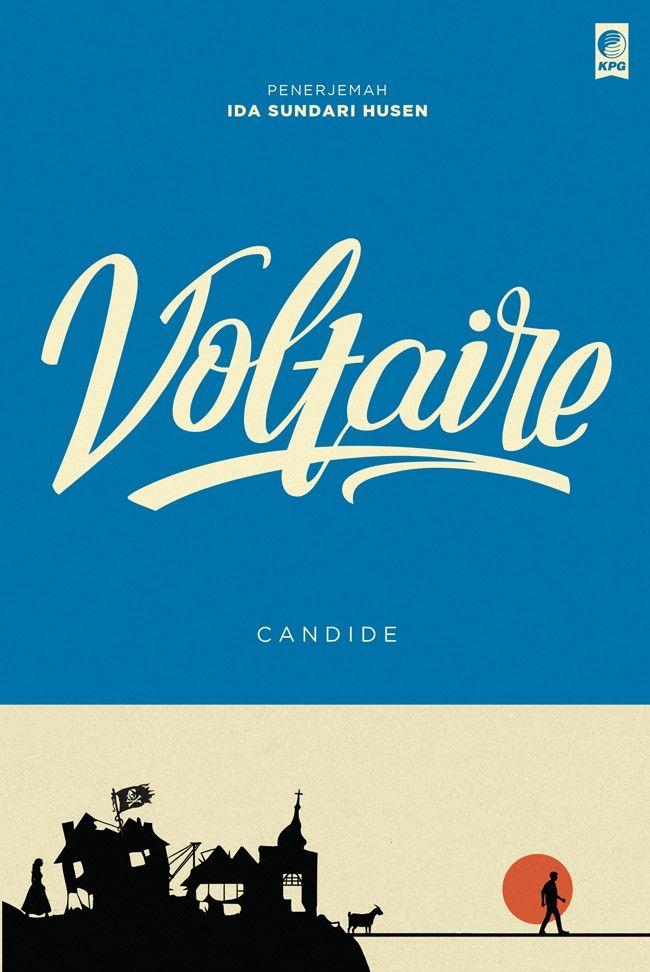 Seri Sastra Dunia : Candide oleh Voltaire