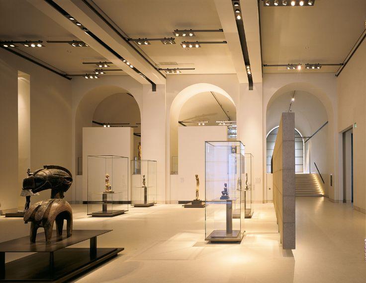Louvre, Department of Tribal and Aboriginal Arts   Museum   Jean-Michel Wilmotte